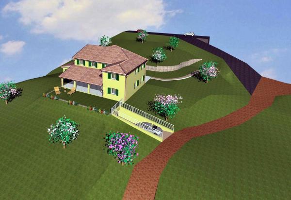 Terreno edificabile a San Clemente - Rimini