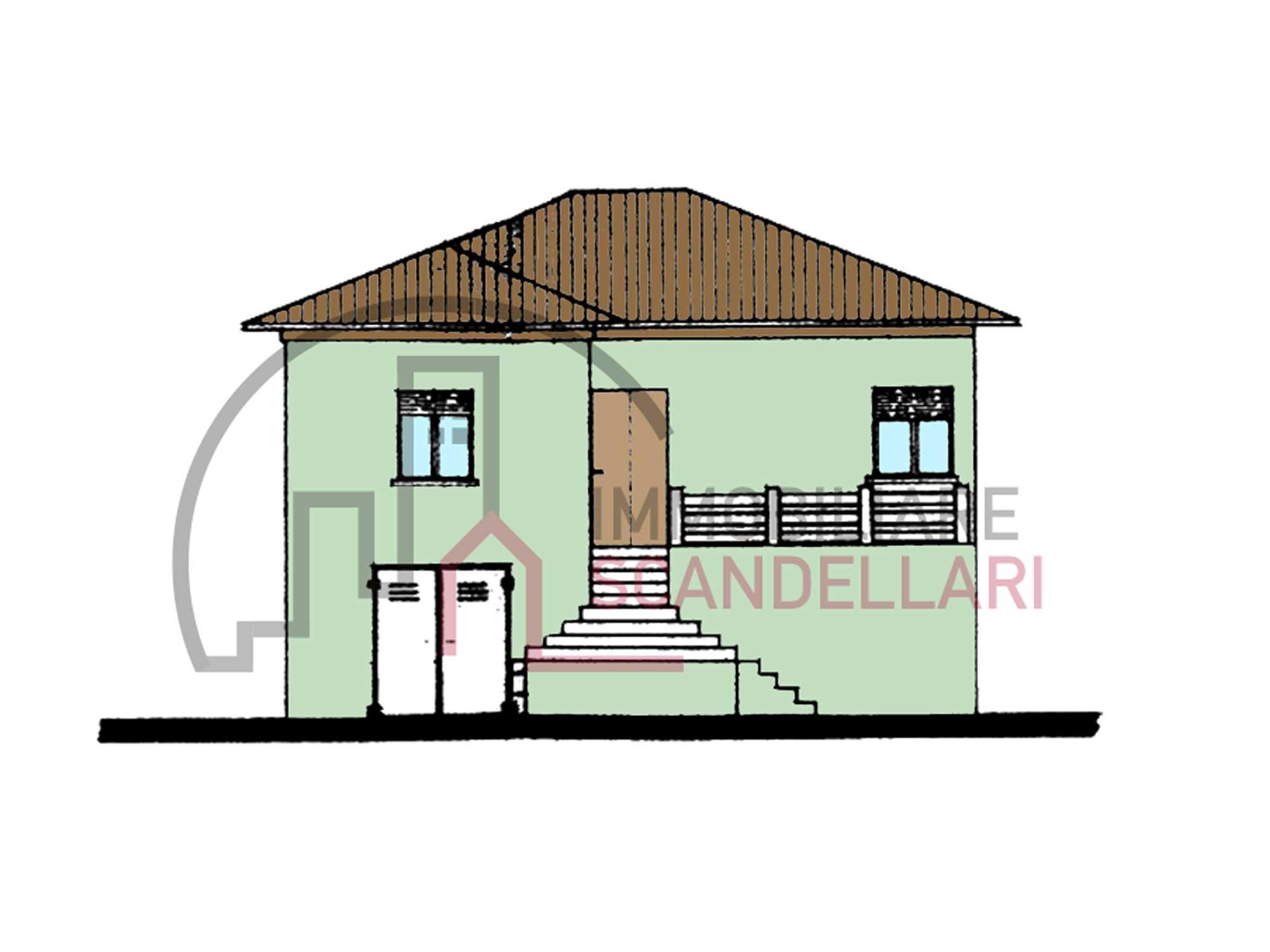 Rimini - San Giuliano Villetta bifamiliare - Immobiliare Scandellari