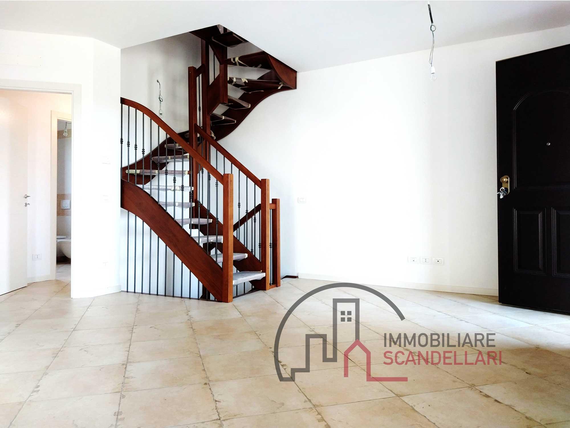 Rimini - Porzione di villa bifamiliare nuova - Immobiliare Scandellari