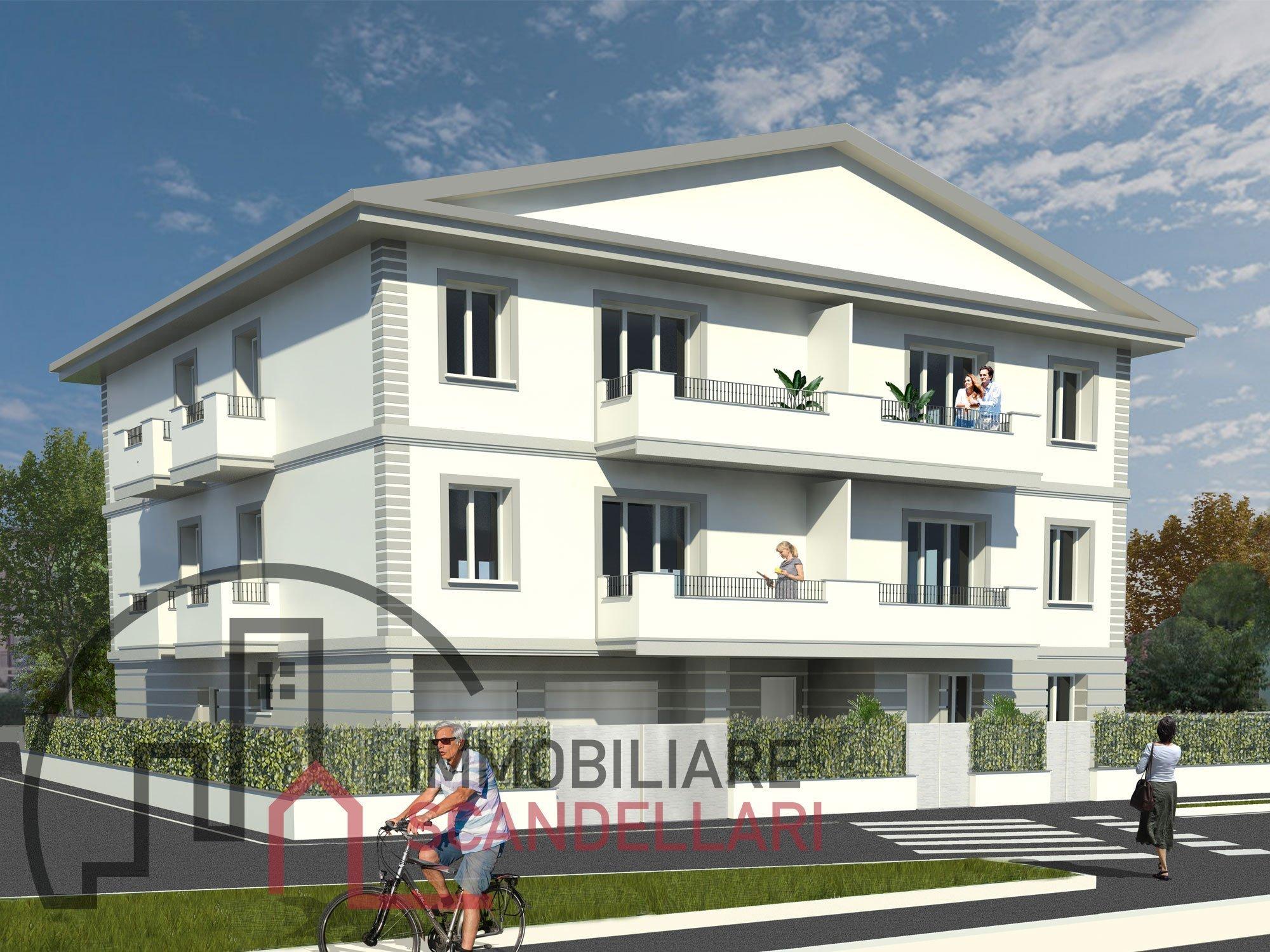 Rimini - San Giuliano - Via Borgatti - Nuovi appartamenti - Immobiliare Scandellari