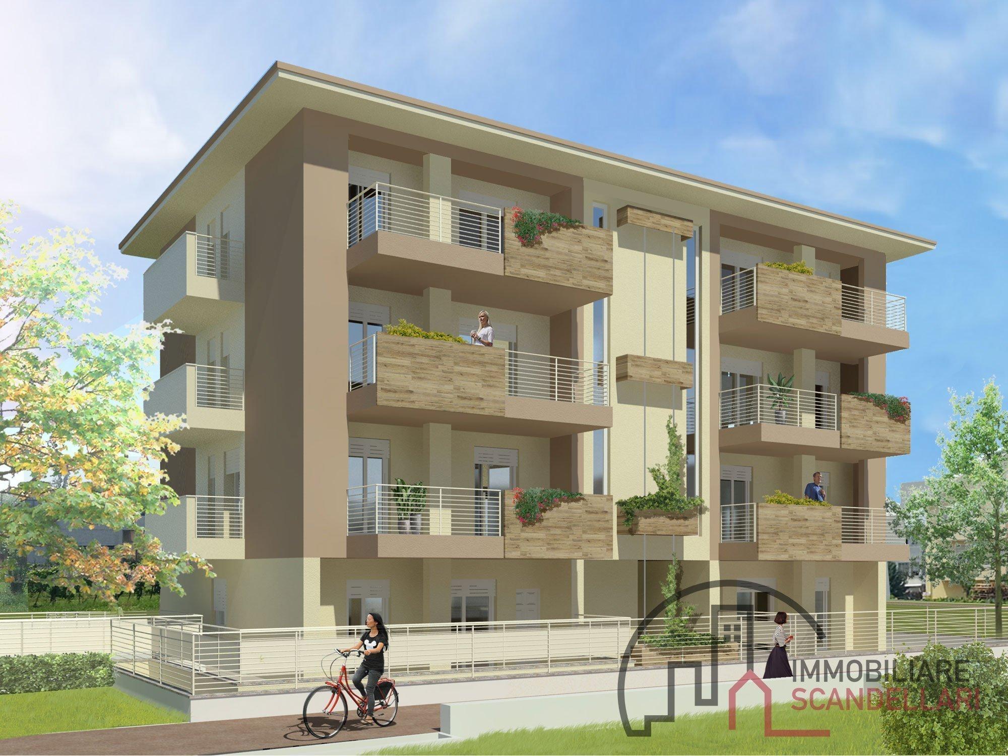 Rimini - Padulli - Nuovi appartamenti in Classe A - Immobiliare Scandellari