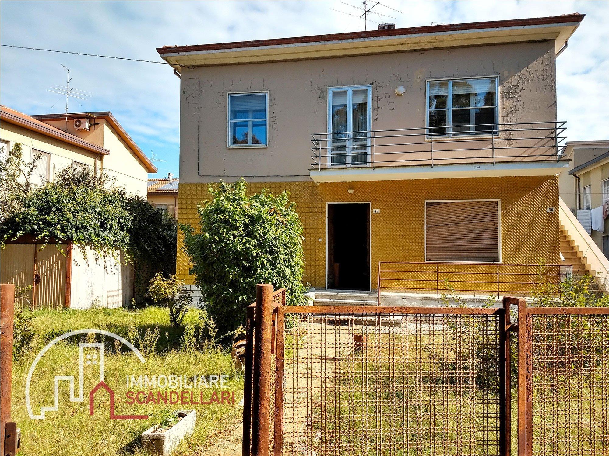 Rimini - Tripoli Mare - Appartamento in bifamiliare con giardino - Immobiliare Scandellari