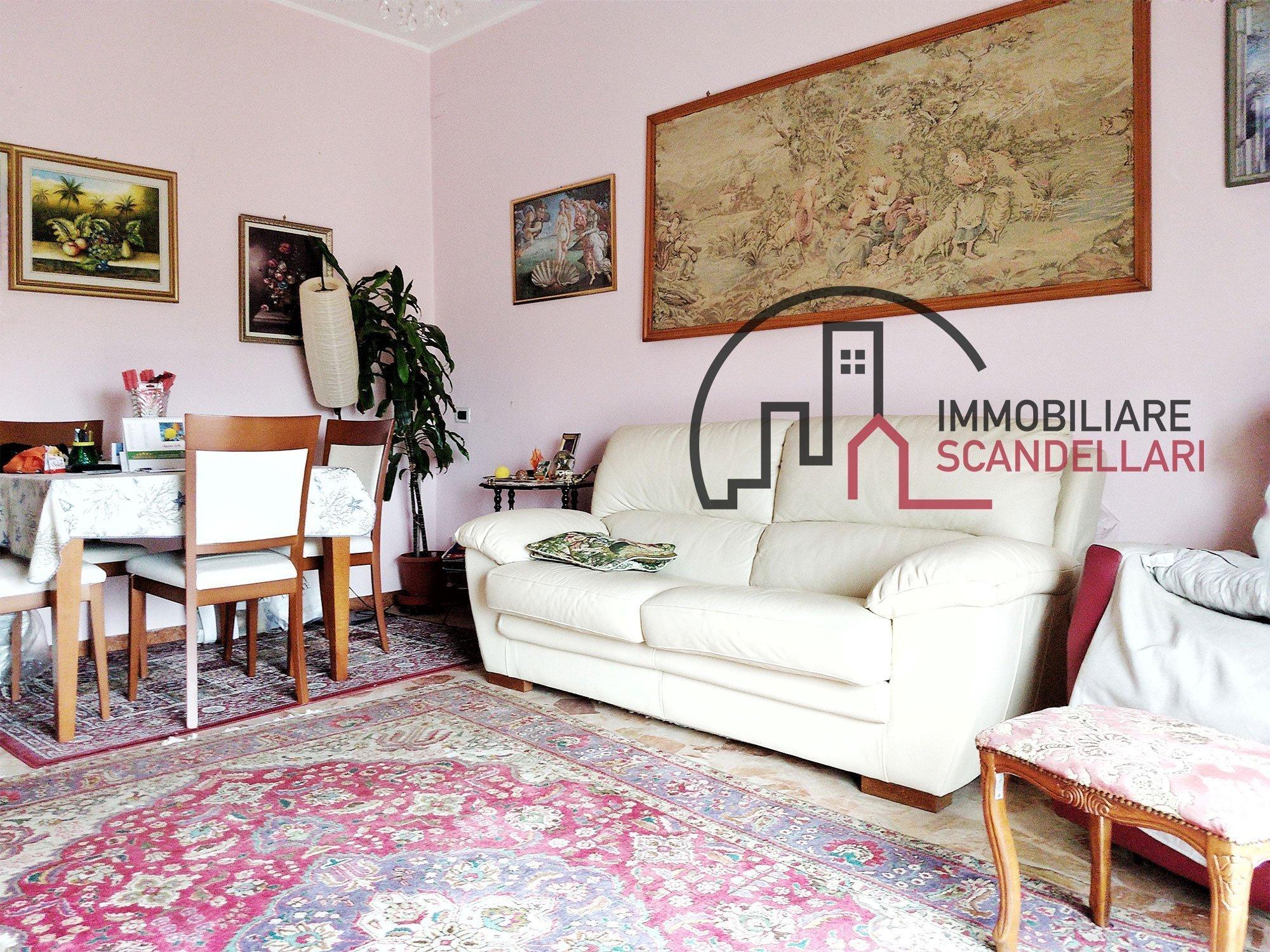 Rimini - Miramare - Appartamento con due camere due bagni - Immobiliare Scandellari