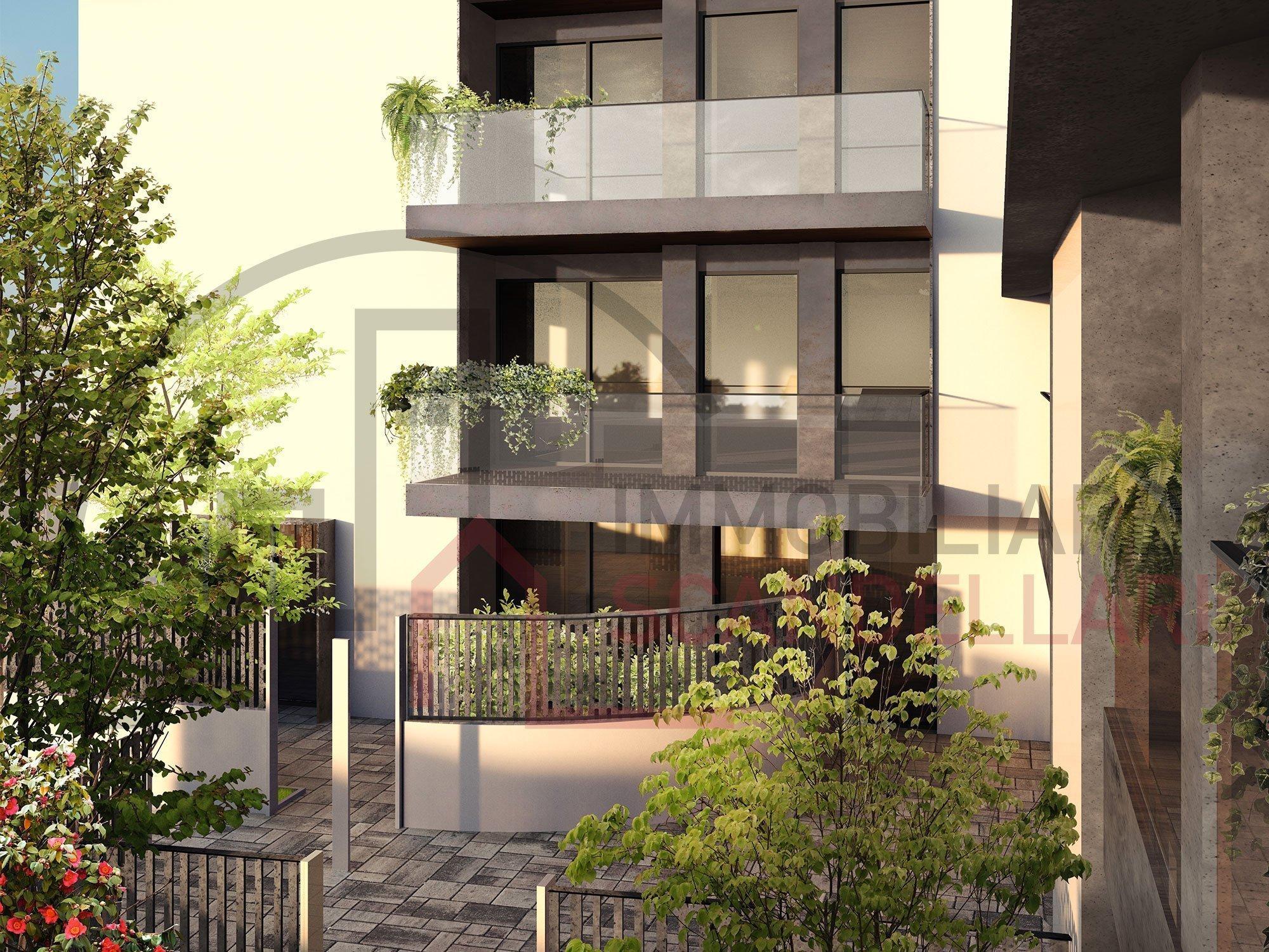Rimini - Centro Storico - Nuovi appartamenti signorili con garage - Immobiliare Scandellari